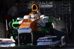 Jules Bianchi, Sahara Force India F1 Team VJM06