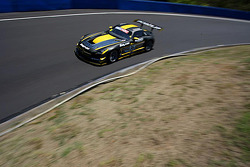 #36 Erebus Motorsport Mercedes SLS AMG GT3: Bernd Schneider, Thomas Jäger, Alex Roloff