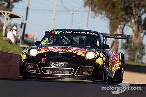 #5 VIP Petfoods Porsche GT3-R: Klark Quinn, Tony Quinn, Shane van Gisbergen