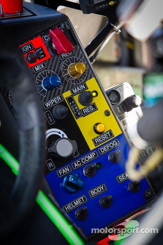 Painel de instrumentos da Ferrari F458 Italia