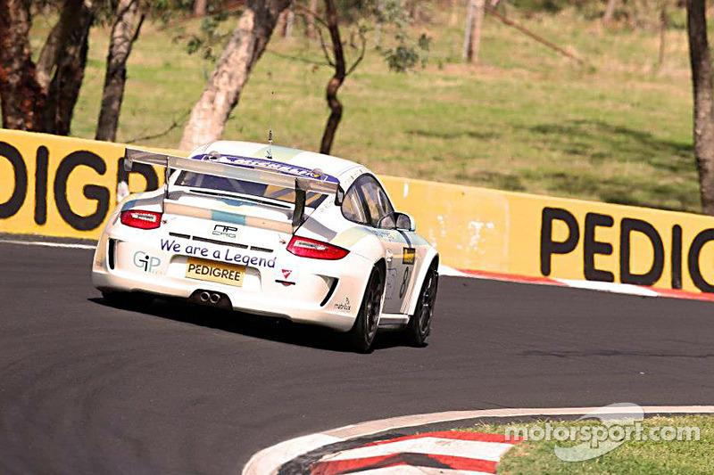 #8 Porsche 997 GT3 Cup