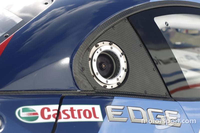 New BMW Z4 GTE detail