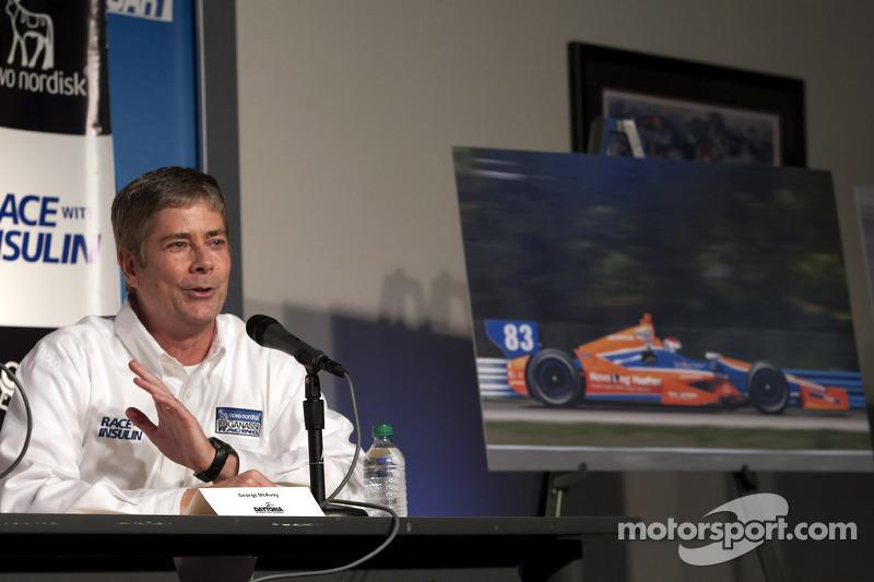 Chip Ganassi Racing aankondiging