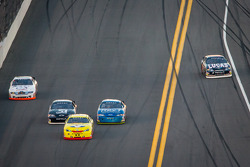 John Wes Townley takes the lead when Bobby Gerhart heads to pit road