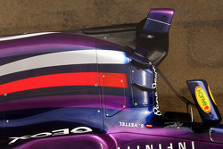 Red Bull Racing RB9 sidepod