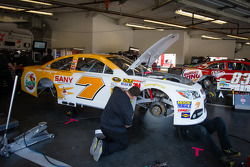 Car of Dave Blaney, Chevrolet