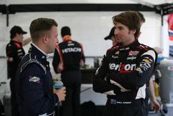 A.J. Allmendinger e Will Power, Penske Racing