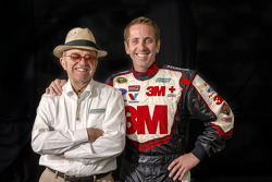 Greg Biffle with Jack Roush