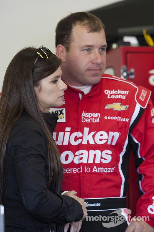 Ryan Newman e Danica Patrick