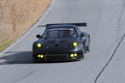 The 2013 Porsche 911 RSR based on the 991 variant