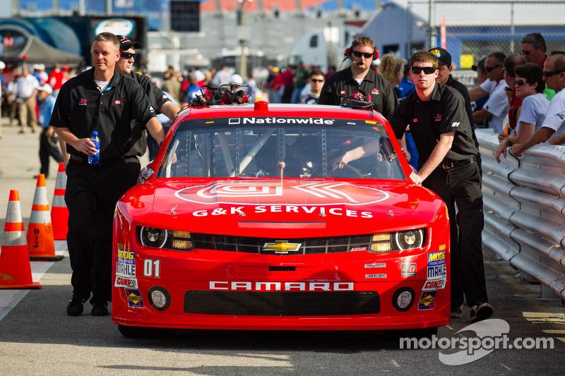 De auto van Mike Wallace