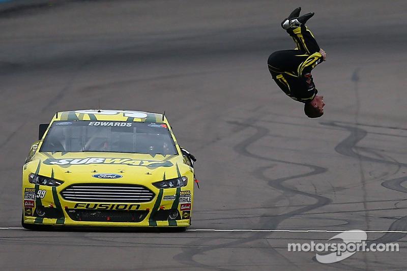 Monster Energy NASCAR Cup, Феникс, 03.03.2013