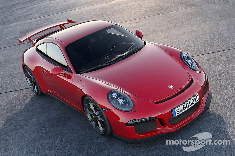 Новая Porsche 911 GT3, особое событие.