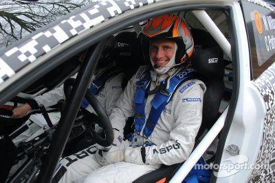 Test de la Ford Fiesta R5