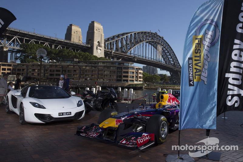 Фестиваль Top Gear, особое событие.