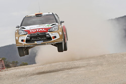Daniel Sordo, Carlos del Barrio, Citroen DS3 WRC, Citroën Total Abu Dhabi World Rally Team