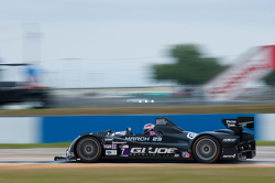 #7 BAR1 Motorsports ORECA FLM09: Tomy Drissi, Rusty Mitchell, Chapman Ducote