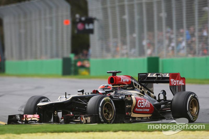 2013. Переможець: Кімі Райкконен, Lotus Renault