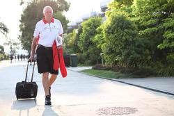 John Booth, Chefe da Marussia F1 Team