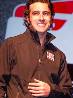 Drivers presentation: Dario Franchitti, Target Chip Ganassi Racing Honda
