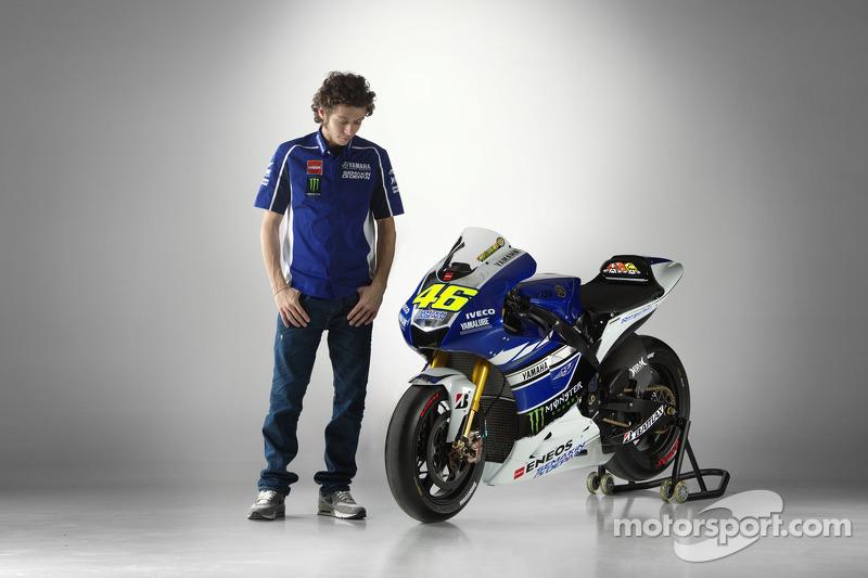 2013: Rückkehr zu Yamaha
