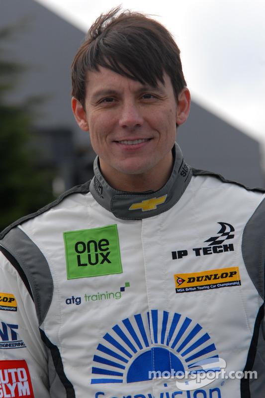 Andy Neate, da equipe Clube 44