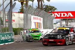 Buz McCall, GTSport Racing met Goldcrest/Motul/Stoptech/Invoice Prep/Porsche Cayman S