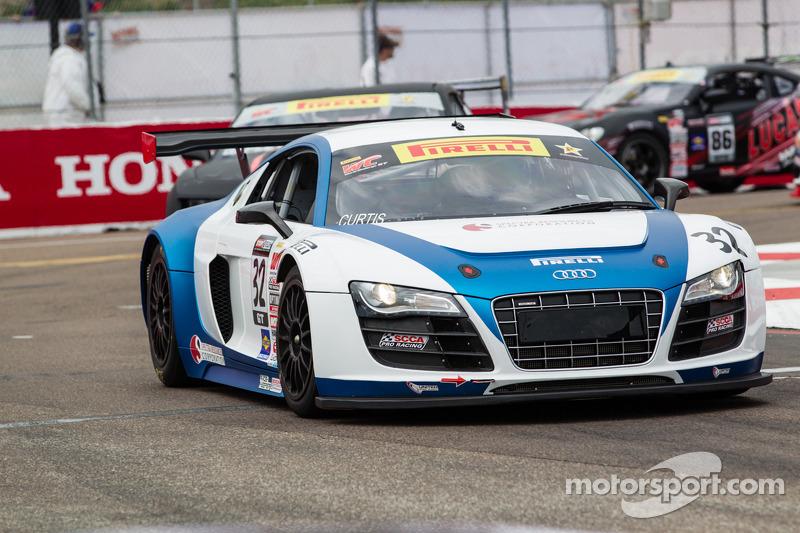 Bret Curtis, Audi R8