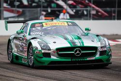 Tim Pappas, Mercedes-Benz SLS AMG