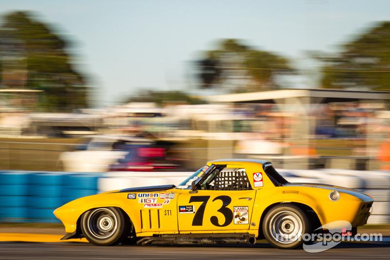 #73 1966 Chevrolet Corvette: Clark Howey