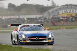 #1 HTP Gravity Charouz Mercedes SLS AMG GT3: Maximilian Buhk, Alon Day
