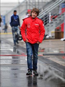 Mikhail Kozlovskiy, LADA Granta, LADA Sport Lukoil