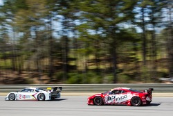 AIM Autosport Team FXDD with Ferrari Ferrari 458: Emil Assentato, Anthony Lazzaro