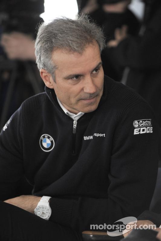Jens Marquardt, BMW-Motorsportchef