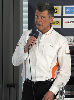 Manfred Sandbichler, Director Motorsport Hankook Europe