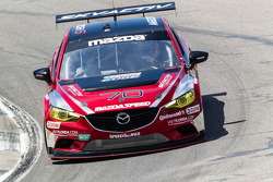 Mazdaspeed/Speedsource Mazda6 GX: Tom Long, Sylvain Tremblay