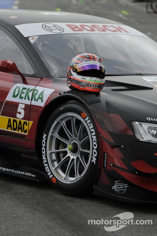 Edoardo Mortara, Audi Sport Team Rosberg