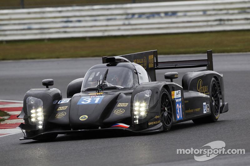 Kevin Weeda, Vitantonio Liuzzi, Christophe Bouchut, Lotus T128