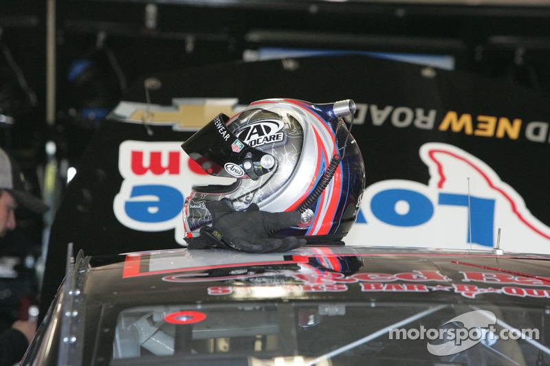 Austin Dillion, Chevrolet