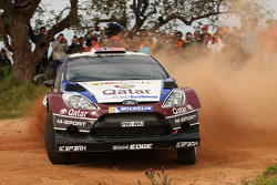 Mads Ostberg, Jonas Andersson, Ford Fiesta RS WRC, Qatar M-Sport World Rally Team