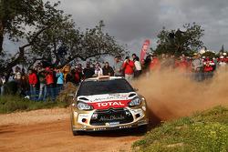 Dani Sordo, Carlos del Barrio, Citroen DS3 WRC, CitroÃn Total Abu Dhabi World Rally Team