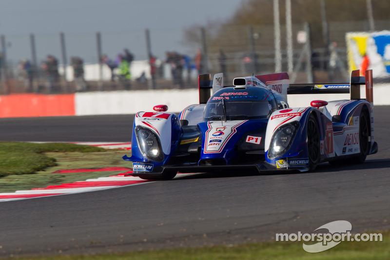 #7 Toyota Racing Toyota TS030-Hybrid: Alexander Wurz, Nicolas Lapierre