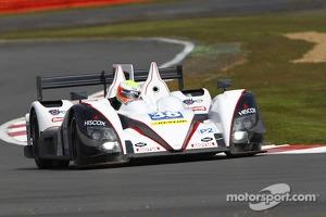 #38 Jota Sport Zytek Z11SN Nissan: Simon Dolan, Oliver Turvey
