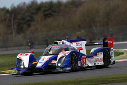 #8 Toyota Racing Toyota TS030 - Hybrid: Sebastien Buemi, Anthony Davidson, Stéphane Sarrazin