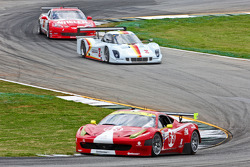 #63 Scuderia Corsa Ferrari 458: Alessandro Balzan, Jeff Westphal