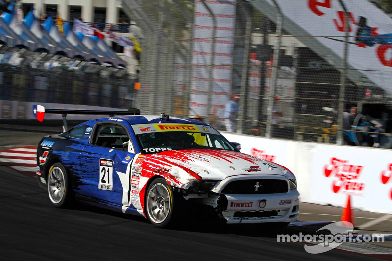 Ardee Toppe, Capaldi Racing Inc Ford Mustang Boss