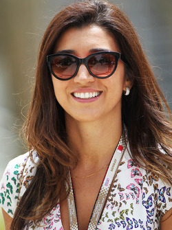 Fabiana Flosi, CEO Formula One Group
