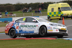 Sam Tordoff, MG KX Momentum Racing