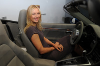 Марія Шарапова стала послом Porsche