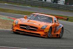 #29 Seyffarth Motorsport Mercedes SLS AMG GT3: Duda Rosa, Paulo Bonifacio